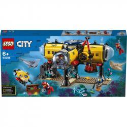 Lego City Oceánska prieskumná základňa