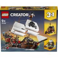 Statek piracki Lego Creator