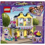 Lego Friends Emma a její obchod s oblečením