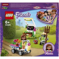 LEGO Friends Olivie a jej kvetinová záhrada