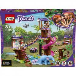 Lego Friends Základna záchranářů v džungli