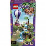 Lego Friends Záchrana tygra v džungli