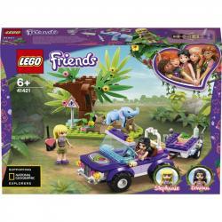 Lego Friends Záchrana slůněte v džungli