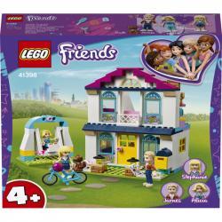 LEGO Friends Stephanie a jej dom 4+