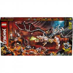 Lego Ninjago Drak Čaroděje lebek