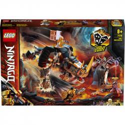 Lego Ninjago Zaneov nindžorožec