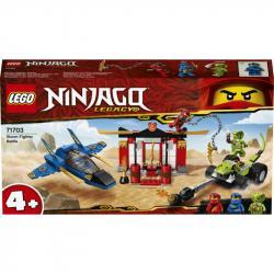 Lego Ninjago Bitva s bouřkovým štítem