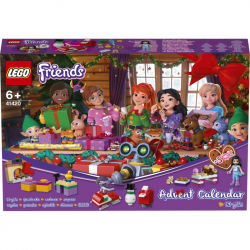 Lego Friends Adventný kalendár Lego Friends® Friends