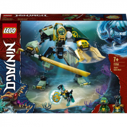 LEGO® NINJAGO® 71750 Lloydův vodné robot