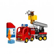 LEGO® DUPLO Hasičské auto 10592