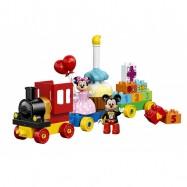 LEGO® DUPLO®Parada urodzinowa myszki Miki i Minnie 10597
