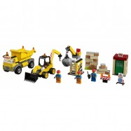 LEGO® Juniors Demoliční práce na staveništi 10734