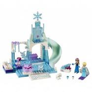 LEGO® Juniors Ledové hřiště pro Annu a Elsu 10736