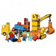 LEGO® DUPLO Velké staveniště 10813