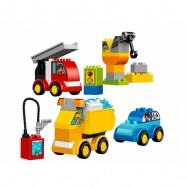 LEGO® DUPLO Moje první autíčka a náklaďáky 10816