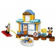 LEGO® DUPLO Mickey a jeho kamarádi v domě na pláži 10827