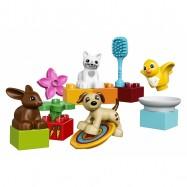LEGO® DUPLO Domácí mazlíčci 10838