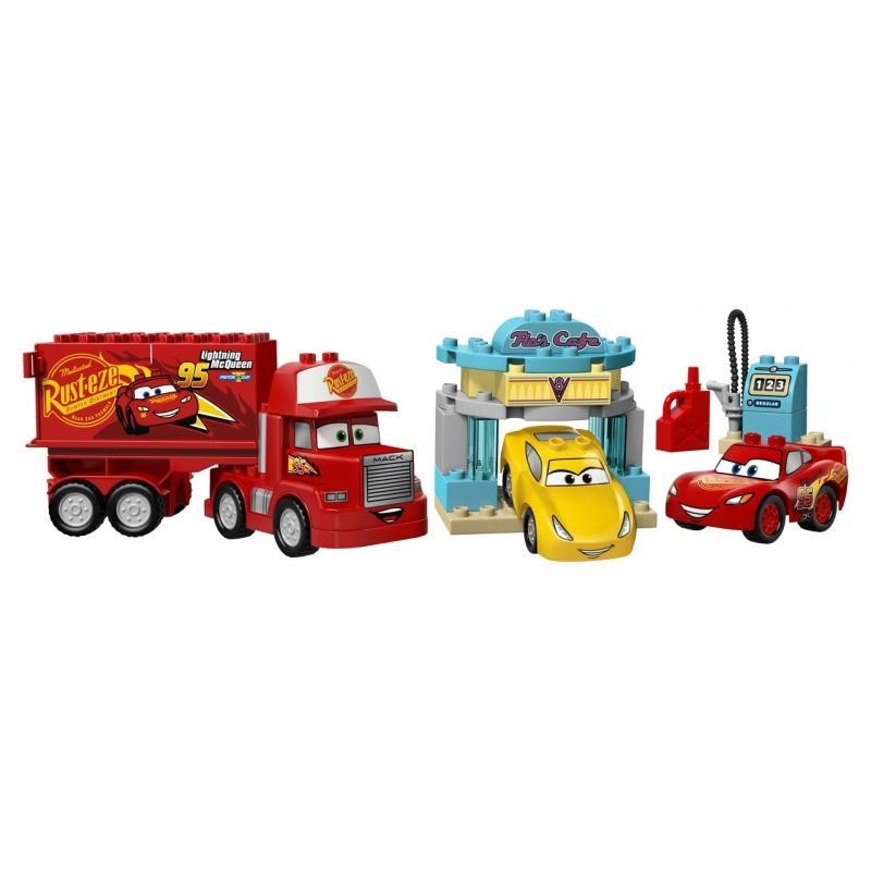 LEGO® DUPLO Kavárna Flo 10846