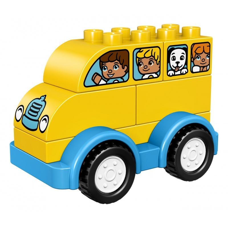 LEGO® DUPLO Můj první autobus 10851