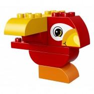 LEGO® DUPLO Môj prvý papagáj 10852