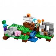 LEGO® Minecraft™ Železný Golem 21123