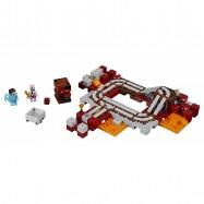 LEGO® Minecraft™ Podzemní železnice 21130