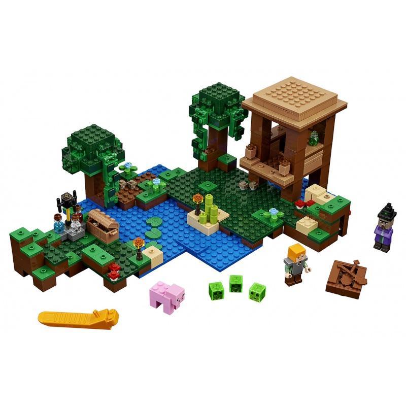 LEGO® Minecraft™ Chýše čarodějnice 21133