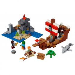 Dobrodružstvo na pirátskej lodi 21152