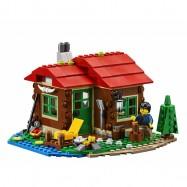 LEGO® Creator Chata u jezera 31048