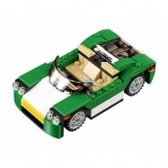 LEGO® Creator Zelený rekreační vůz 31056