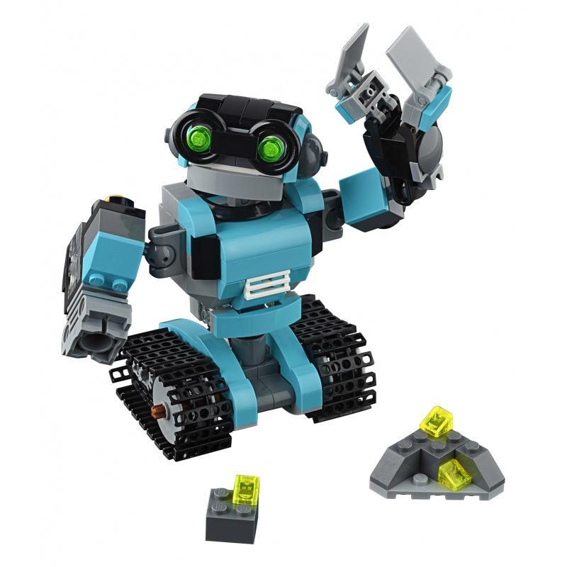 LEGO® Creator Průzkumný robot 31062