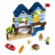 LEGO® Creator Wakacje na plaży 31063