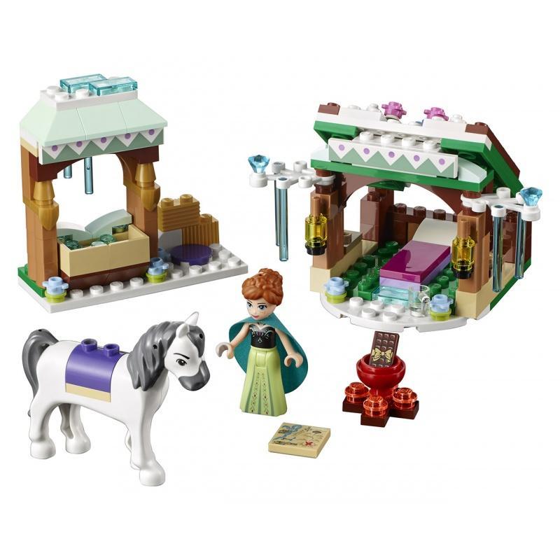 LEGO® Disney Princess Anna a její sněžné dobrodružství 41147