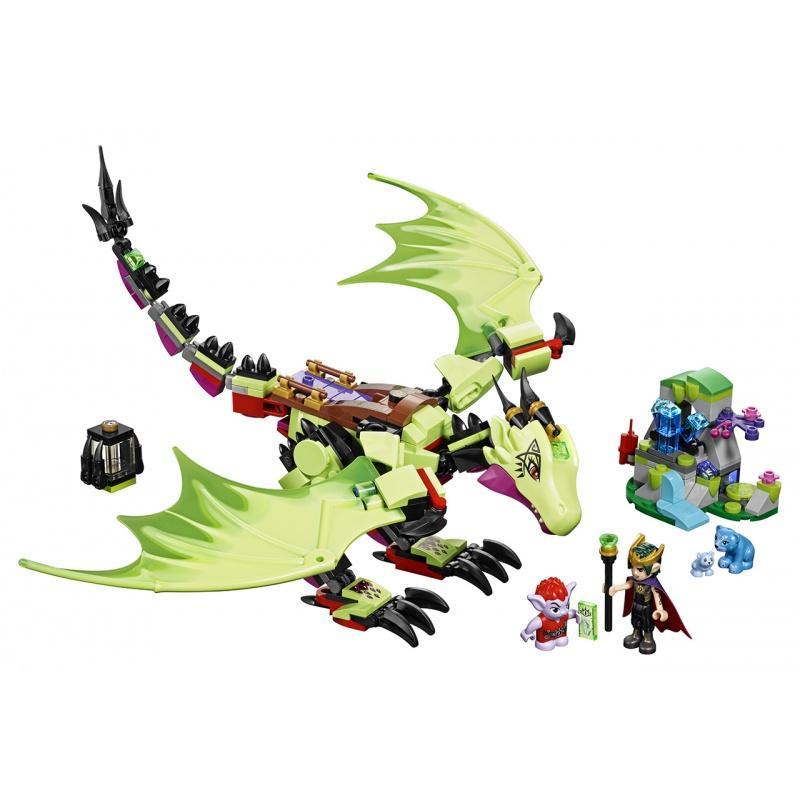 LEGO® Elves Zlý drak krále skřetů 41183