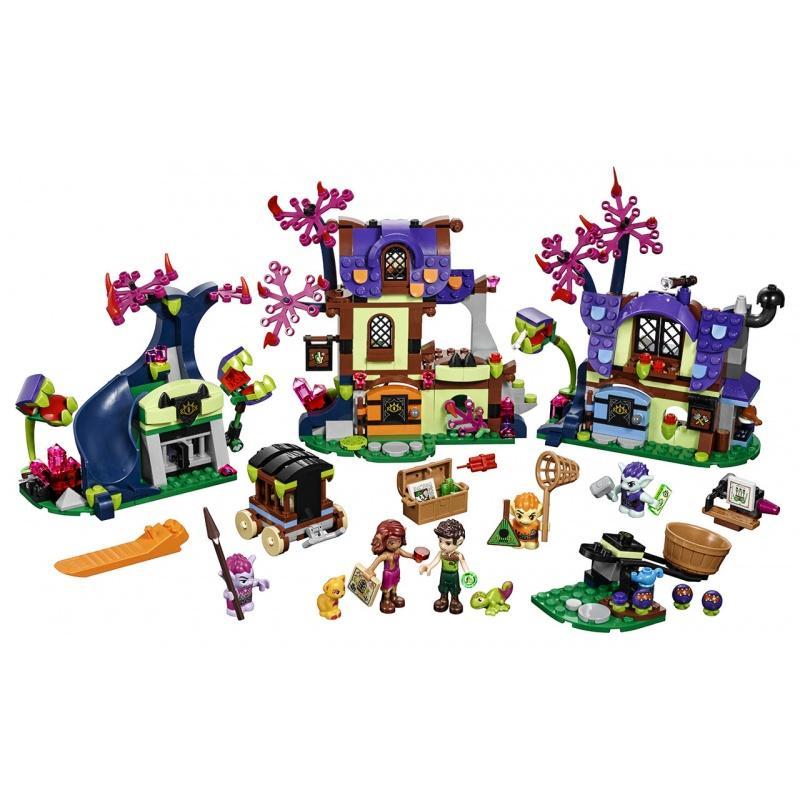 LEGO® Elves Kouzelná záchrana ze skřetí vesnice 41185