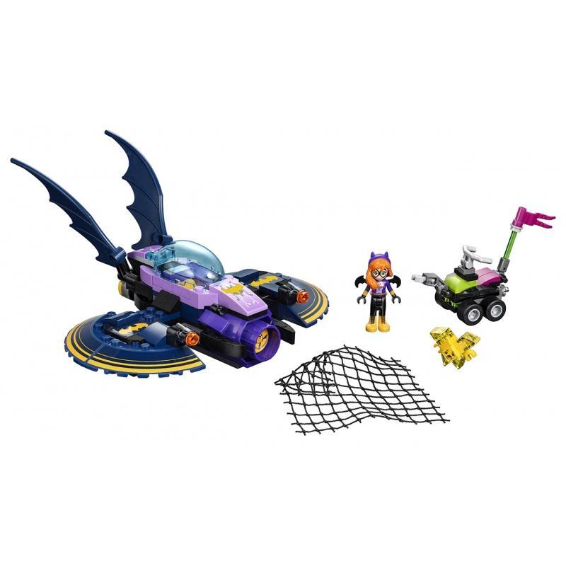 LEGO® Super Heroes Batgirl a honička v Batjetu 41230