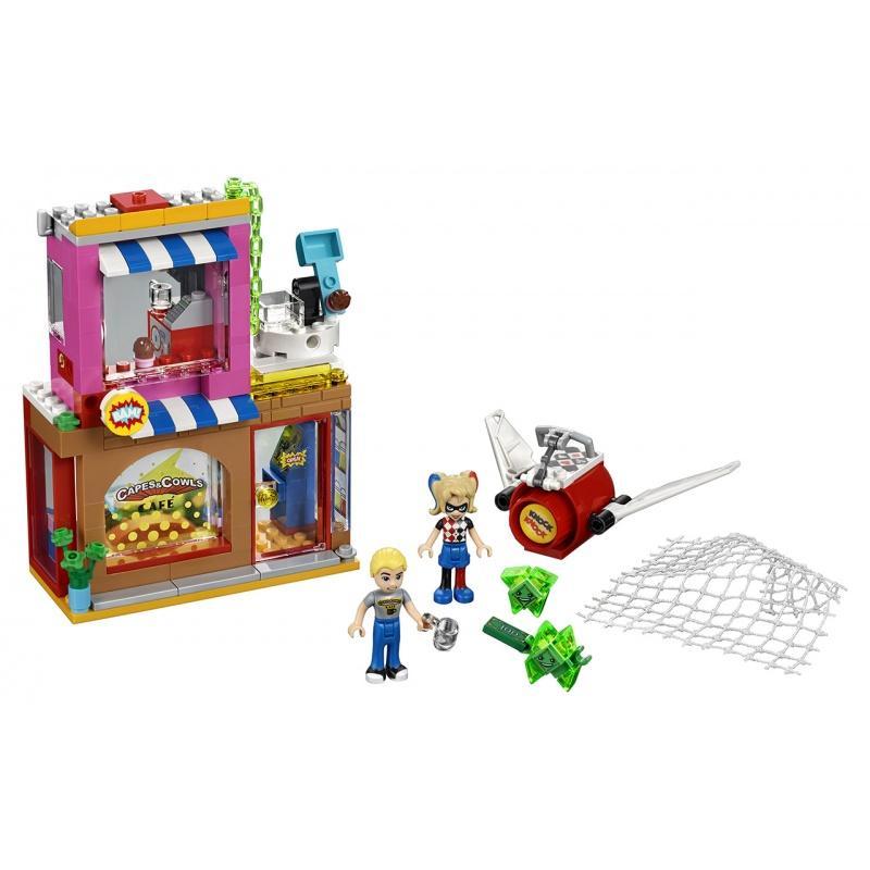 LEGO® Super Heroes Harley Quinn spěchá na pomoc 41231