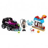 LEGO® Super Heroes Lashina a vozidlo do akce 41233