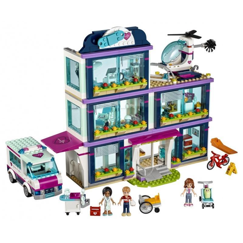 LEGO® Nemocnice v Heartlake