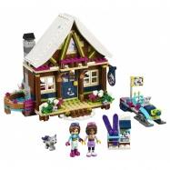 LEGO® Friends Chata v zimním středisku 41323