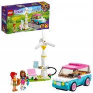Olivia a jej elektromobil