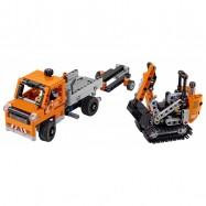 LEGO® Technic Silničáři 42060