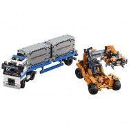 LEGO® Technic Přeprava kontejnerů 42062