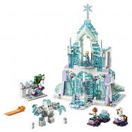 Elsa a jej čarovný ľadový palác 43172