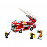 LEGO® CITY Hasičské auto s žebříkem 60107