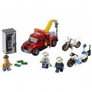 LEGO® CITY Trable odtahového vozu 60137