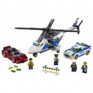 LEGO® CITY Honička ve vysoké rychlosti 60138
