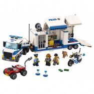 LEGO® City Mobilne centrum dowodzenia 60139