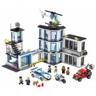 LEGO® CITY Policejní stanice 60141