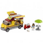 LEGO® CITY Dodávka s pizzou 60150